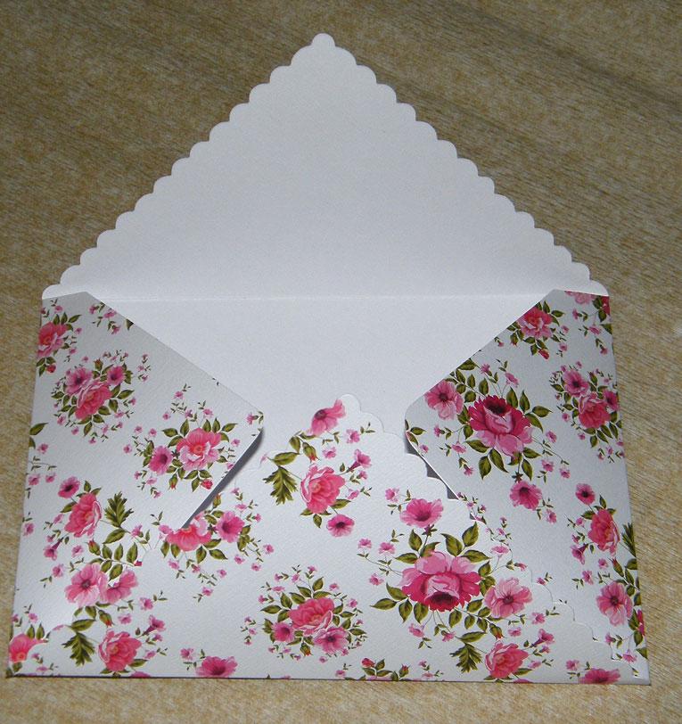 Φάκελος Φλοράλ Λουλούδια