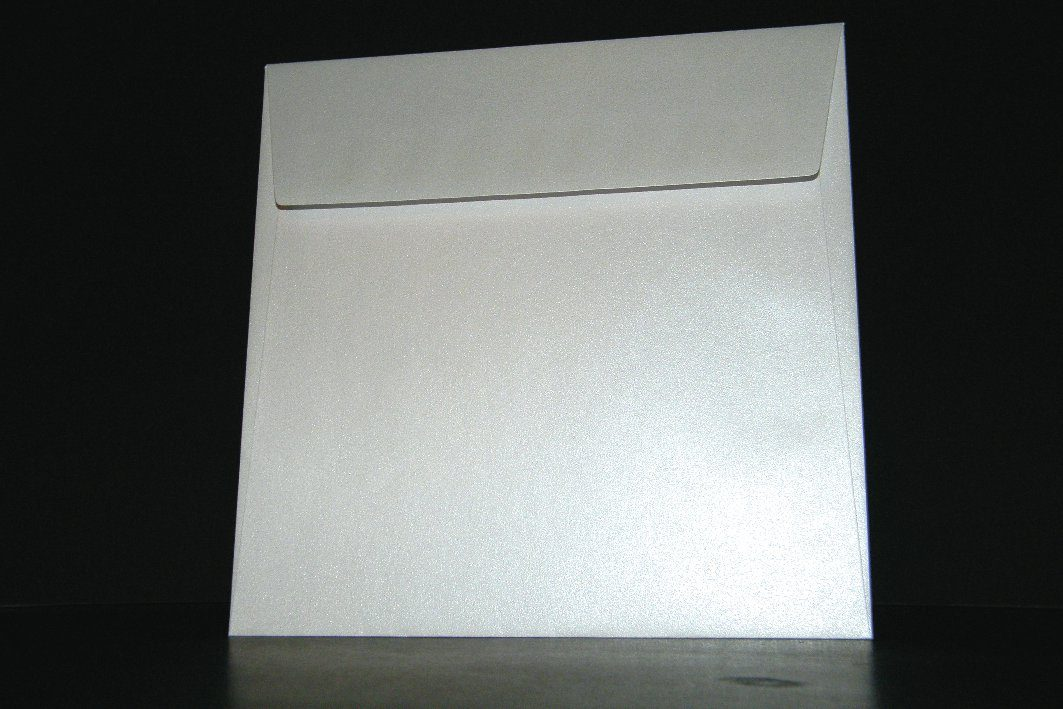 Φάκελος επιχρισμένος Λευκός