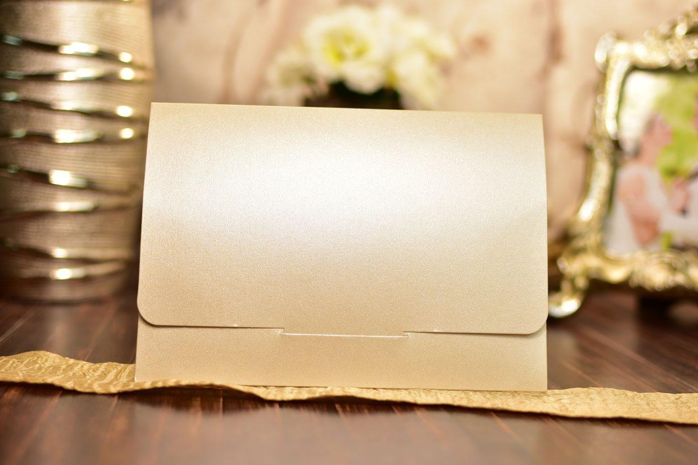 Φάκελος Γάμου επιχρισμένος