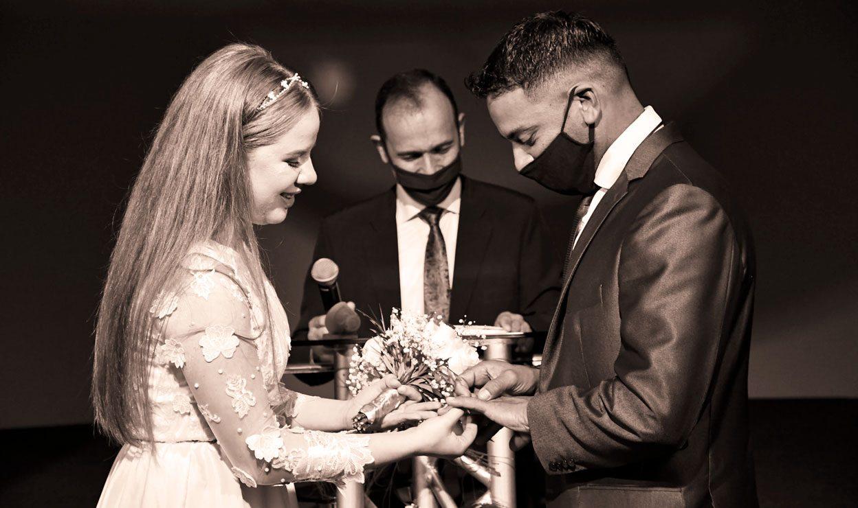 COVID 19 Γάμος την εποχή του Κορονοϊού