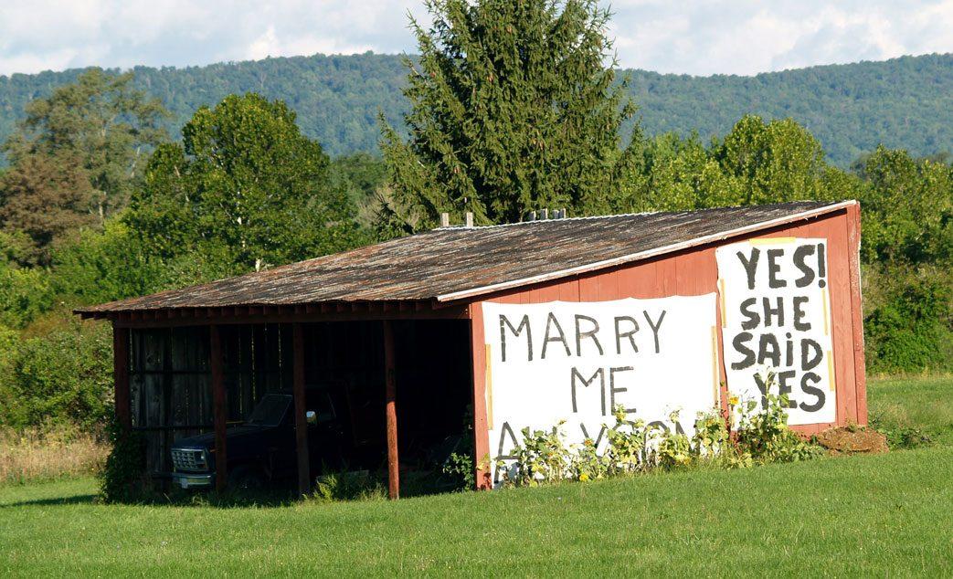 35 αξέχαστες και μοναδικές προτάσεις γάμου