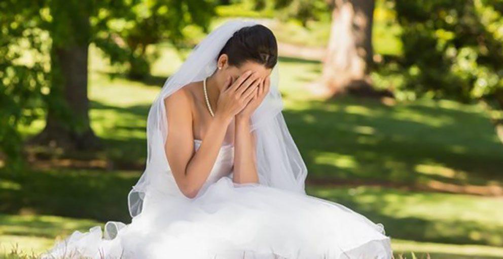 Πως καταστρέφεται η μέρα του γάμου σας