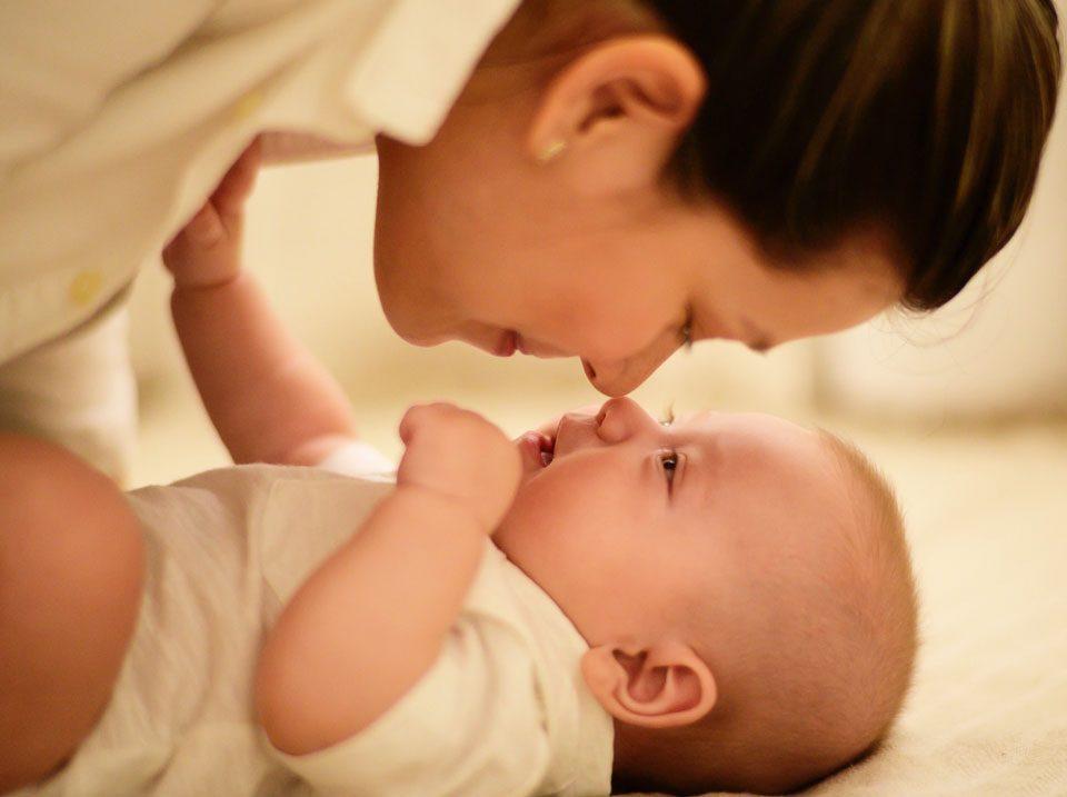 Βάπτιση και Συμβουλές για τη Μαμά