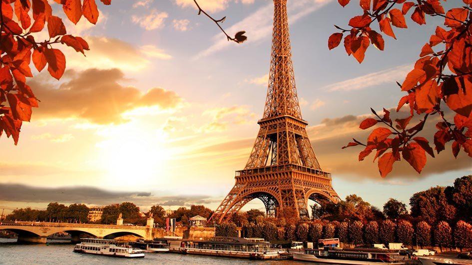 Γαμήλιο Ταξίδι στο Παρίσι