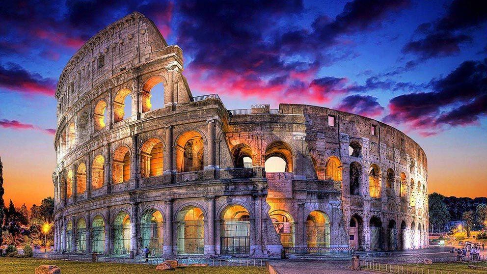 Γαμήλιο Ταξίδι στη Ρώμη