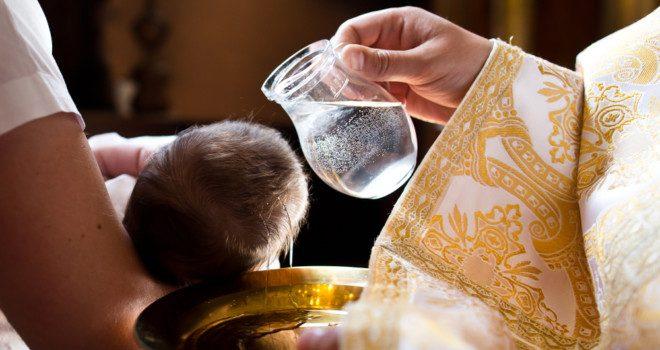 Δικαιολογητικά βάπτισης