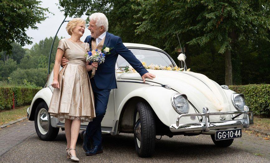 Γάμος μετά τα 50